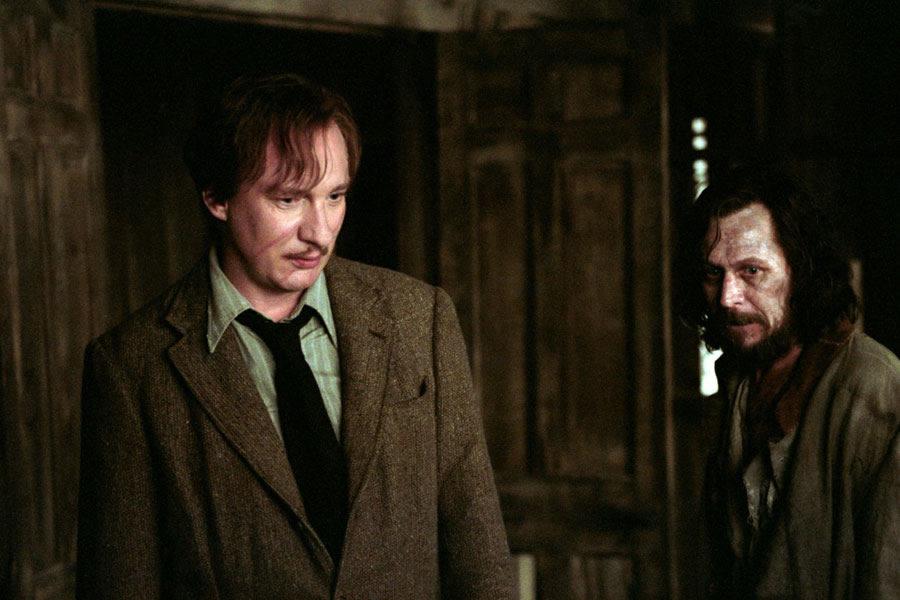 リーマスとシリウスとハリー・ポッター